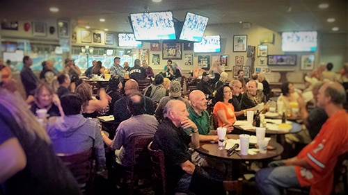 Ozzie Sports Bar